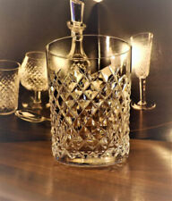 Tumbler Clear Vintage Original Crystal & Cut Glass