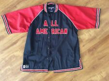 """Vintage Polo Sport Ralph Lauren """"All American"""" Size Large Basketball Jersey"""