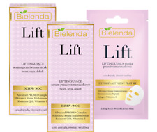 BIELENDA LOT2 Lifting anti-wrinkle serum + 1Hydroplastic 3D lifting mask SET KIT