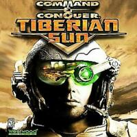 Westwood Computer Game Command & Conquer - Tiberian Sun NM