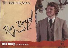 "The Wicker Man - WMRB Roy Boyd ""Broome"" Autograph Card"