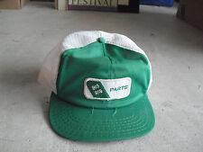 Vintage Big Rig Parts Adult Adjustable Baseball Hat