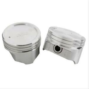 Chevy 400 Small Block Pistons 4.125 + .020 bore Set Of 8