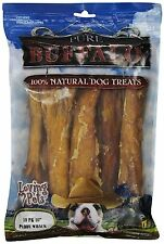 Loving Pets Pure Buffalo Backstrap Tendon (Paddy Whack) 10inch  10pk Dog Chews