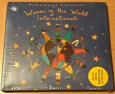 PUTUMAYO PRES. WOMEN OF THE WORLD INTERNATIONAL. NEW SEALED RARE CD. 1995