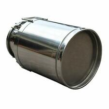 INTBUYING 20L Milk Can Bucket Pail for Honey Juice with Sealed Lid 304 Stainless