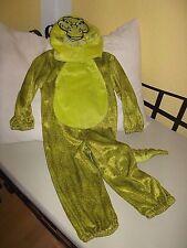 Dinosaurier Dino Kostüm Drache Faschingskostüm Gr. 92 Fasching Karneval