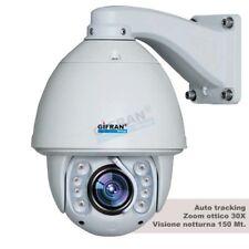Telecamera Speed Dome Auto Tracking 30X CCD Sony 30X 1000 TVL 8 illuminatori PTZ
