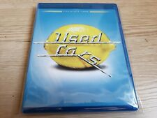 Used Cars (1980) (Blu-ray Disc) Twilight Time Signed by writer Bob Gale OOP MINT