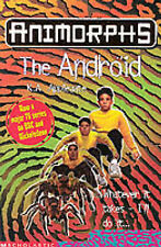 The Android (Animorphs), Katherine Applegate, Used; Good Book