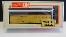 Train Miniature HO Vintage NIB Frigicar Wood Reefer