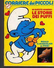 CORRIERE DEI PICCOLI-ANNO 1983- N. 39- CON INSERTO