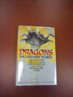 Dragons: The Greatest Stories 1997 Greenberg editor 1st