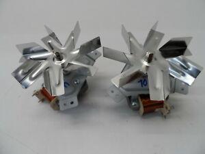 Samsung NV51K7772DG Double Wall Oven Lower Rack Fan/Motor Set Of 2