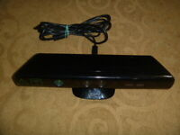 Microsoft Xbox 360 Black Kinect Sensor 4 Slim Only No Game Great Condition