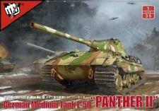 "Model Collect 1/35 E-50 ""Panther II"" German Medium Tank # UA35001"