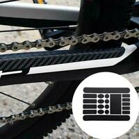 Vinyl Cycle Cable Rub Frame Protector Patches Sticker Paint Bicycle W7K6