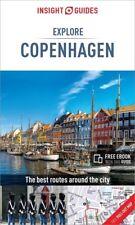 Insight Guides Explore Copenhagen (Denmark) *FREE SHIPPING - NEW*