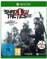 Shadow Tactics - Blades Of The Shogun (Microsoft Xbox One, 2017)