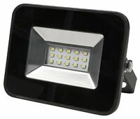V-Tac IP65 6000K 10W LED Portable Work Security Outdoor Floodlight - White