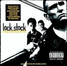 Lock, Stock And Two Smoking Barrels - Soundtrack (NEW CD)