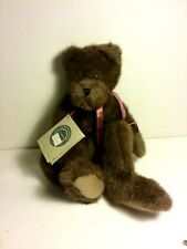 J B Bean and Associates ~ Dark Brown Jointed Bear # 1364 14""