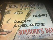 used cd ex radio station john kennedys 68 comeback special cd lp someone's dad