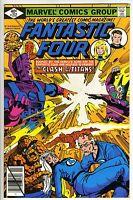 FANTASTIC FOUR #212 - Byrne - Galactus vs High Evolutionary