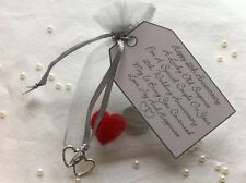 Silver Wedding Anniversary Lucky Sixpence Gift & Charm – 25th
