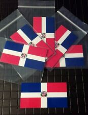 "The Original Flag Magnet - Dominican Republic Flag Magnet *30 Mil! 3.20""X1.68"""