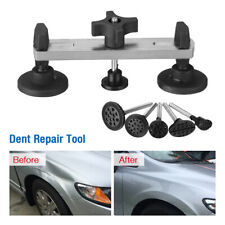 Car Auto Puller Bridge Suction Cup Sucker Stick Body Dent Repair Removal Kit NEW