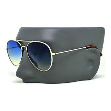 Wholesale Lots 12 Pairs Gradient Two Color Lens Aviator Sunglasses New Shades