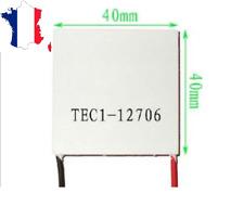 TEC1-12706 module peltier - Réfrigération / Tireuse à bière - Froid - Chaud