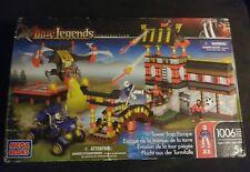 -SEALED- Mega Bloks True Legends Set Tower Trap Escape Building Set