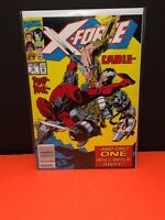 Marvel Comics X-Force # 15 •KEY ISSUE• 1992 DEADPOOL CABLE NM!