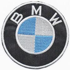 Ecusson patch thermocollant brodée FABRIQUE EN FRANCE   BMW