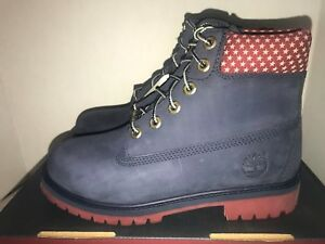 Timberland x Villa Old Glory Boots Size 4.5-7 Grade school Youth