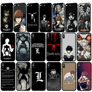 Death Note Cell Phone Cases, Covers & Skins for Apple for sale   eBay