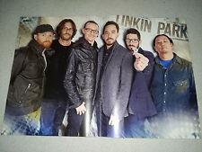 Linkin Park - Poster - Kult - ca. 41 x 28 cm - Bravo Poster Kult Band rare !