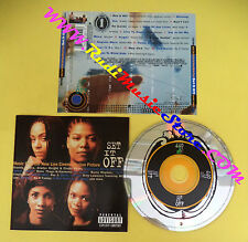 CD SOUNDTRACK Set It Off 61951-2 US 1996 SIMPLY RED no lp mc vhs dvd (OST3)
