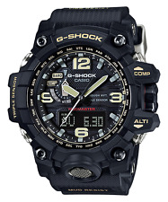 Casio GWG1000-1A G-Shock Master of G Mudmaster Watch WR 20 ATM RRP$1099