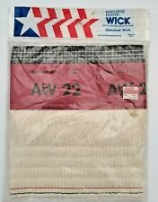 New Sealed American Wick Kerosene Heater Replacement Wick #AW22~Fits Many Models