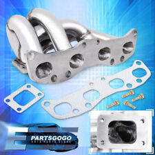 For 89-98 Nissan 240Sx S13 S14 Ca18Det Ca18 T25 T28 Turbo Exhaust Manifold Turbo