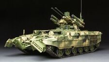 Meng-BMPT russian terminator fire support combat vehicle 1/35 ts-029 BMPT réservoir
