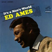 Ed Ames - It's a Man's World [New CD] Manufactured On Demand