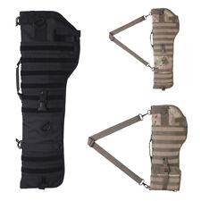Premium Tactical Rifle Scabbard Military Holster Gun Carrier Shotgun hunting bag