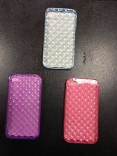 IPHONE 4/4S RUBBER CASES