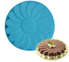 Silicone Flower Fondant Cake Mold Decor Sugercraft Baking Accessories