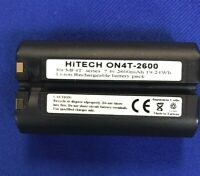 10 Batteries(Japan Li2.6A)for O'Neil/INTERMEC...M.FLASH 4T/LP3/PB40/PW40 OC type