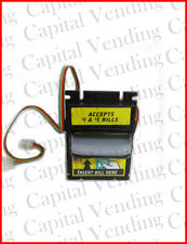 Replace a Gba Validator with a new Ict L70 Validator - For 1 800 vending machine